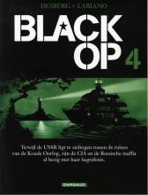 Labiano,,Hugues/ Desberg,,Stephen Black Op 04