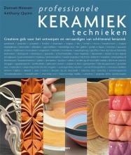 Duncan  Hooson, Anthony  Quinn Professionele keramiektechnieken