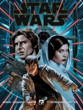Jason  Aaron Star Wars Skywalker slaat toe  2