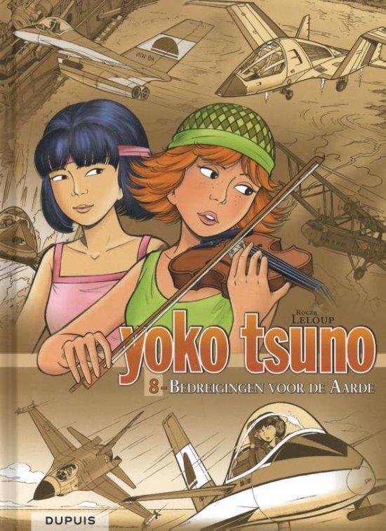 Roger Leloup,Yoko Tsuno - Integraal 8
