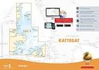 , Sportbootkarten Satz 5: Kattegat (Ausgabe 2018)