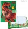 <b>0010557 a</b>,Dino world dagboek met geheime code