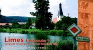 <b>Clemens  Sweerman</b>,Limes fietsroute Katwijk-Regensburg (Donau)