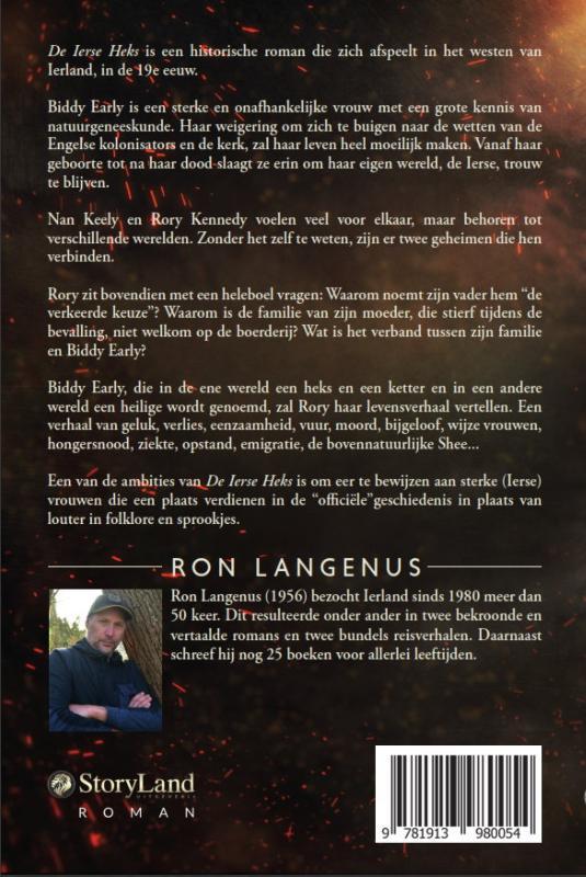 Ron Langenus,De Ierse Heks