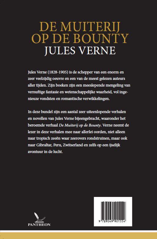 Jules Verne,De muiterij op de Bounty en andere verhalen
