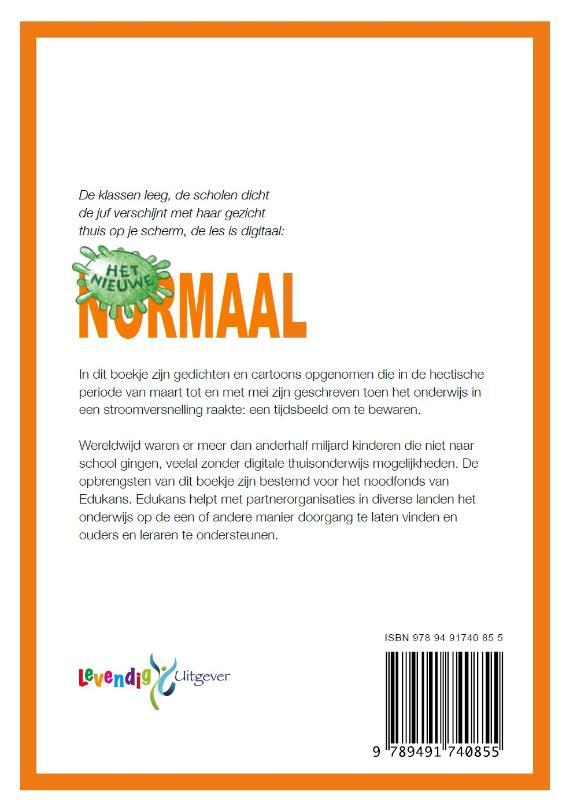 Arie de Bruin,Het nieuwe normaal