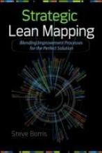 Borris, Steve Strategic Lean Mapping