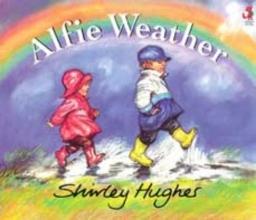 Shirley Hughes Alfie Weather