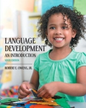 Owens, Robert E., Jr. Language Development