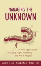 Loch, Christoph H. Managing the Unknown