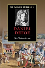 Richetti, John Cambridge Companion to Daniel Defoe
