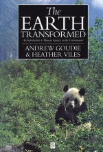 Goudie, Andrew S. The Earth Transformed