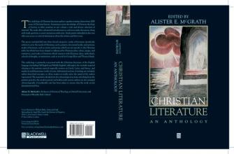 McGrath, Alister E. Christian Literature