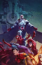Loveness, Jeff The Amazing Spider-Man Inhuman All-New Captain America
