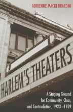 Macki Braconi, Adrienne Harlem`s Theaters