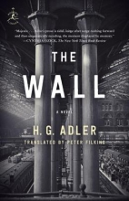 Adler, H. G. The Wall
