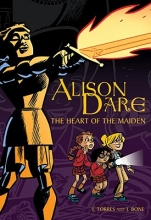 Torres, J. Alison Dare, the Heart of the Maiden