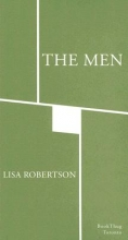 Robertson, Lisa The Men