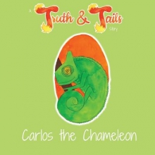 Truth and Tails Carlos the Chameleon