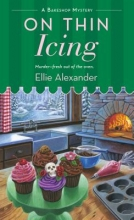 Alexander, Ellie On Thin Icing