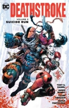 Daniel, Tony S. Deathstroke Vol. 3 Suicide Run