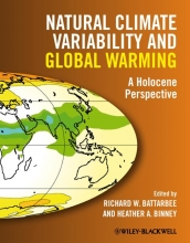 Battarbee, Richard W. Natural Climate Variability and Global Warming