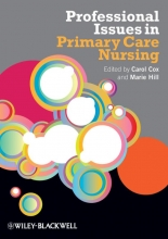 Carol Cox,   Marie Hill Professional Issues in Primary Care Nursing