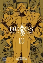 Miwa, Shirow Dogs, Vol. 10