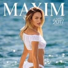 Maxim 2017 Calendar