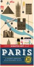 Henry de Tessan, Christina City Scratch-Off Map
