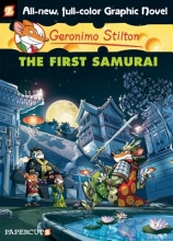 Stilton, Geronimo The First Samurai