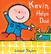 Slegers, Liesbet Kevin helps dad