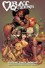 Wiebe, Kurtis J. Rat Queens 3