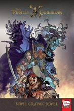 Disney Pirates of the Caribbean Movie Graphic Novel