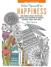 Youngs, Clare Color Yourself to Happiness