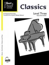 Schaum Short & Sweet Class-Lv3