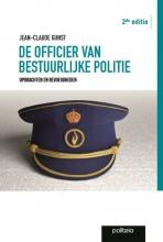 Jean-Claude Gunst , De officier van bestuurlijke politie