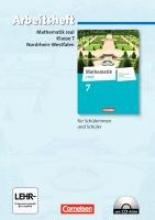 ,Mathematik real 7. Schuljahr. Arbeitsheft mit eingelegten Lösungen und CD-ROM. Differenzierende Ausgabe Nordrhein-Westfalen