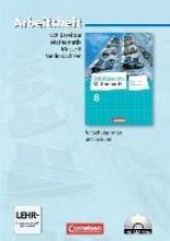 Meyer, Christa,   Koullen, Reinhold Schlüssel zur Mathematik 8. Schuljahr. Arbeitsheft mit eingelegten Lösungen und CD-ROM. Differenzierende Ausgabe Niedersachsen