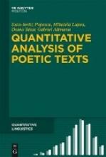 Popescu, Ioan-Iovitz Quantitative Analysis of Poetic Texts