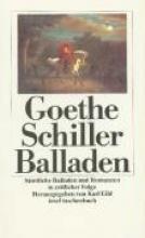 Goethe, Johann Wolfgang von Sämtliche Balladen und Romanzen