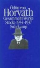 Horváth, Ödön von Stcke 1934 - 1937