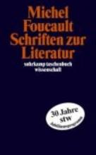 Foucault, Michel Schriften zur Literatur