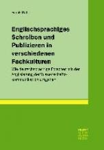 Rabe, Frank Englischsprachiges Schreiben und Publizieren in verschiedenen Fachkulturen