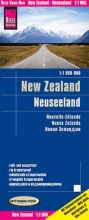 , Reise Know-How Landkarte Neuseeland 1 : 1.000.000