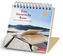 Nadolny, Susanne Eine literarische Reise Geschenkbuch