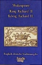 Shakespeare, William König Richard II. King Richard II