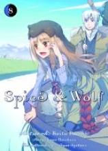 Hasekura, Isuna Spice & Wolf 08