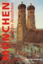 Postkartenbuch München in alten Ansichten