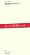 Weßlowski, Hans Was auen wie innen war